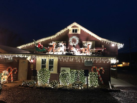Drums, PA: Our holiday tradition inside and out