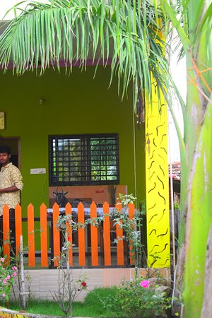 MTDC Holiday Resort Tadoba: Front Look For Stay