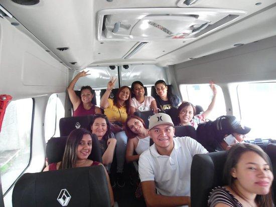 Guatape Tour, Piedra del Peñol Including a Boat Tour: de camino!