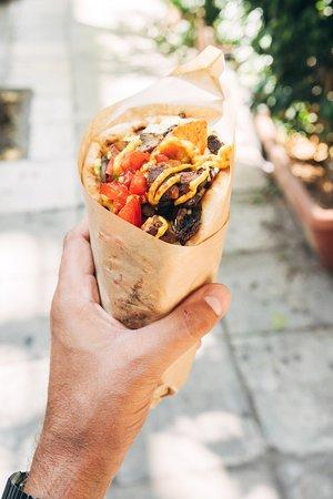 Vegan Food tour Athens