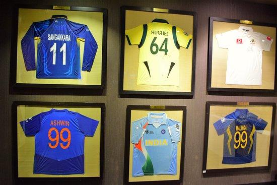 Blades of Glory Cricket Museum