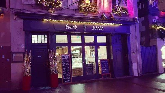 Noël chez Crock & Mâche
