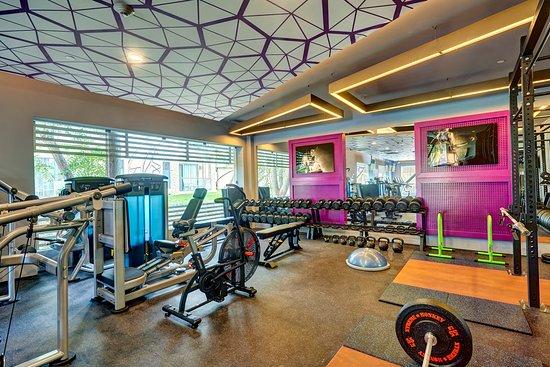 Planet Hollywood Beach Resort Costa Rica : Pumped Fitness Center