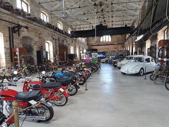 Bermuda Transport Museum