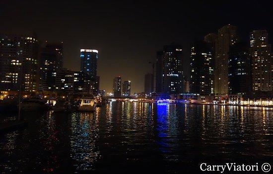 Dubai Marina Tours : Dubai Marina, Dhow Dinner Cruise