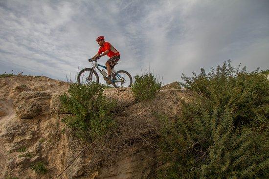 Tsafririm, Izrael: biking