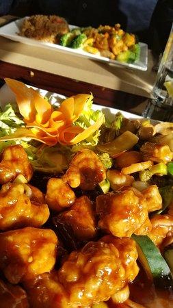 Burlington, CT: Lemongrass Asian Grill