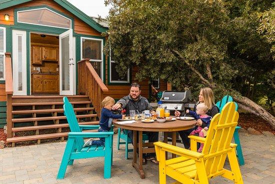 La Selva Beach, Californie: Deluxe Cabin