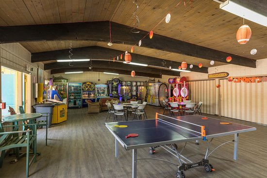 La Selva Beach, Kalifornien: Game room