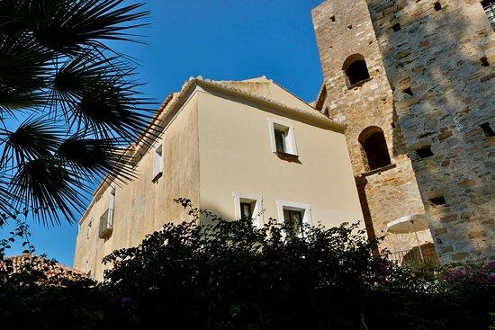 Santa Maria di Castellabate, Italy: Casa Eduardo - part of Palazzo Belmonte hosting the luxury suites