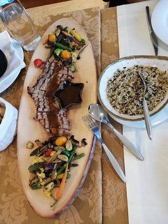 Restaurante Mike Sparken: Posta Barrosã