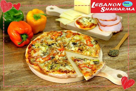 Lebanon Shawarma: 022