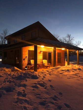 Hartland, VT: A Night at Ascutney