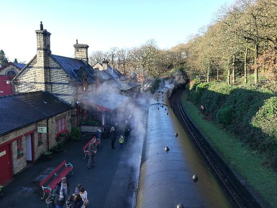 Lakeside & Haverthwaite Steam Railway