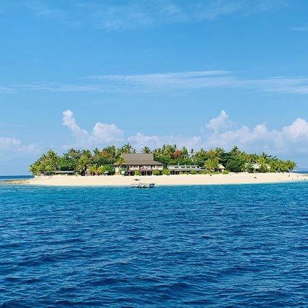 Zdjęcie Beachcomber Island