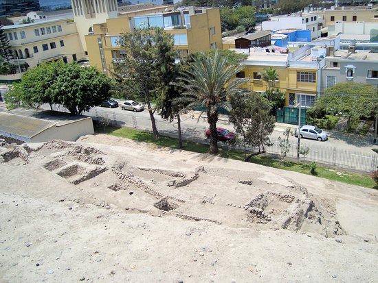 A pesar del abandono aun se conservan restos importantes
