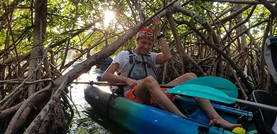 Kayak through the Thousand Islands this Holiday, Cocoa Kayaking Style! Reserve your kayak tour at www.cocoakayaking.com with promo code: HOLIDAY18 for 10% off!