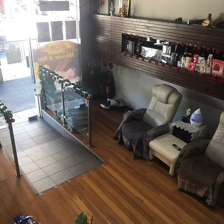 Leichhardt, Australia: Lovely ladies and a perfect massage