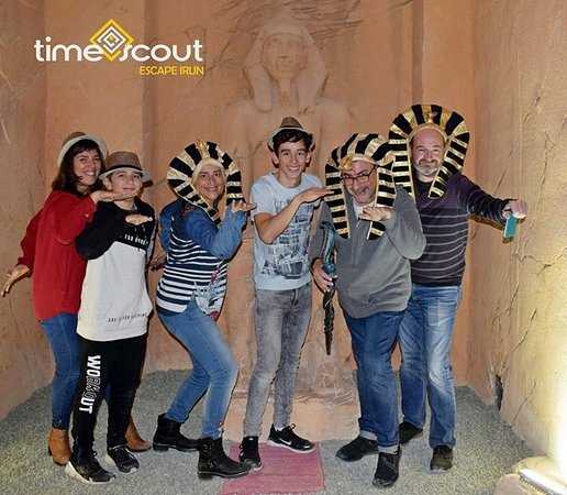 Time Scout Escape Room