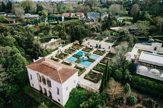 Hamilton, Nya Zeeland: Italian Renaissance Garden