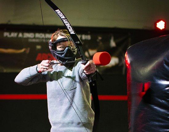 Archery Arena (Dodgeball Archery)
