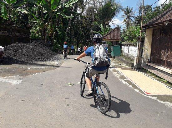Rosala Bali Cycling Tour