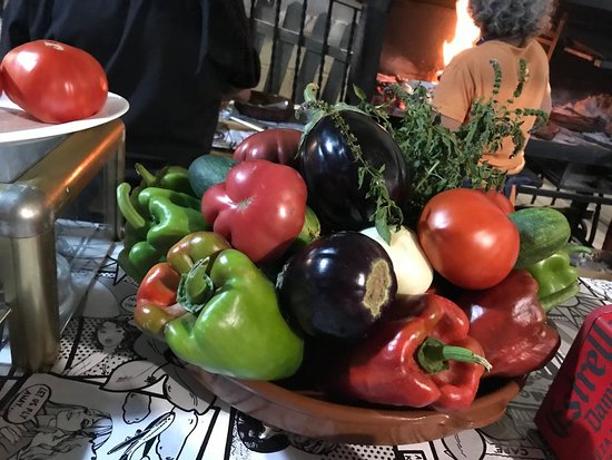 Province of Guadalajara, Spain: Todo natual y cosechado en la zona