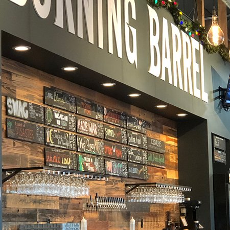 ‪Burning Barrel Brewing‬