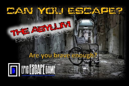 Epic Escape Game Phoenix