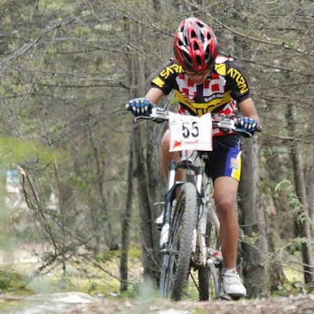 Mountain Bike Competition Atleta: Macedo Tolentino Jhon