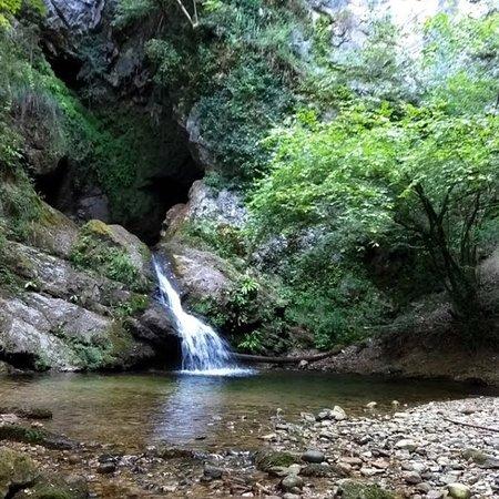Rancio Valcuvia, Włochy: Cascate del Ronc