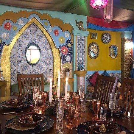 Lom Vi Seth: ภาพบรรยากาศ และอาหาร ทางร้านลมวิเศษ
