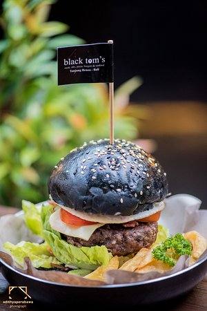 Black Toms: Black Tom's Burger
