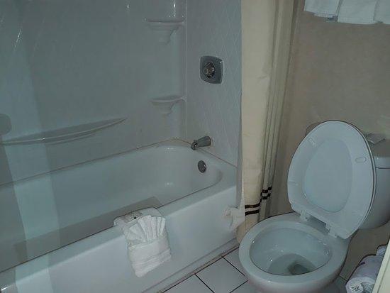 Long Bath & WC