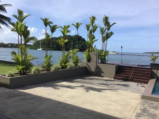 Lami, Fiji: View from my room