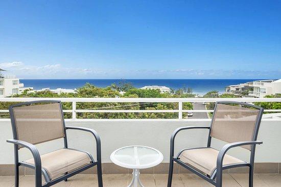 Balcony - Picture of Sundancer Holiday Apartments, Sunshine Beach - Tripadvisor