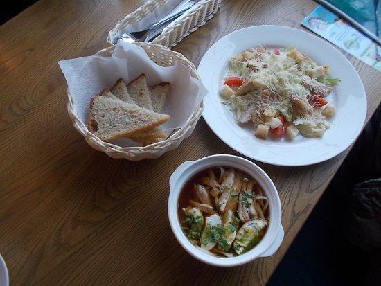 Kyzyl (КЫЗЫЛ) Chalama Restaurant.