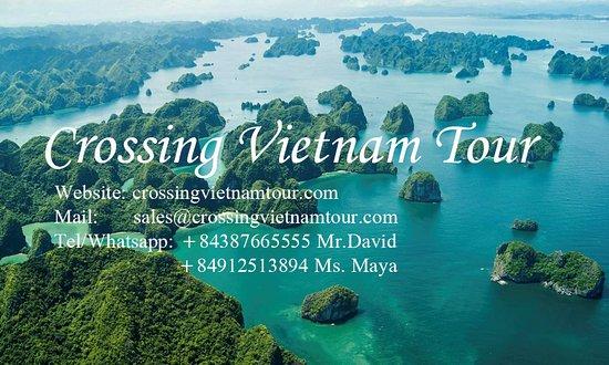 Crossing Vietnam Tour