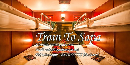 Train to Sapa