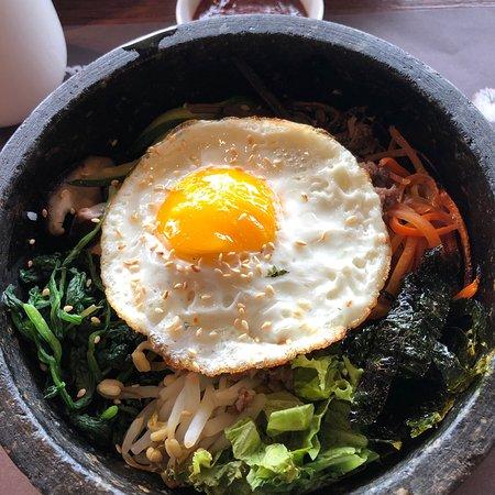 Very good Korean food