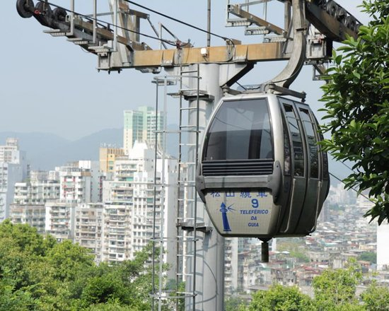 ‪Guia Cable Car‬