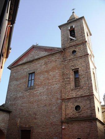 Agugliano, Italien: Chiesa di Santa Maria a Nazareth