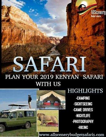 Nairobi, Kenya: Start your 2019 safari plans