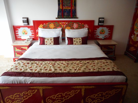 The Chumbi Mountain Resort & Spa : This is one of the Suites