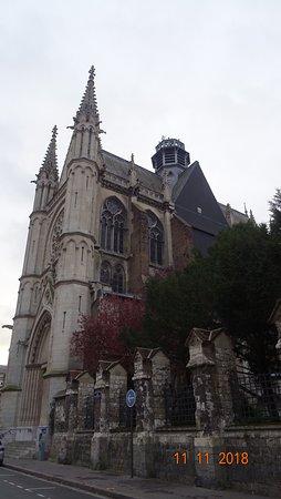 Eglise Saint-Remi d'Amiens (Novembre 2018)...
