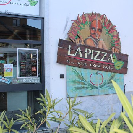 La Pizza e Una Cosa Nostra: La Pizza è Una Cosa Nostra