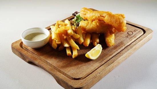 Non Kitchen: Fish & Chips
