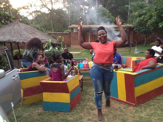 Pakachere Backpackers: Birthday celebration