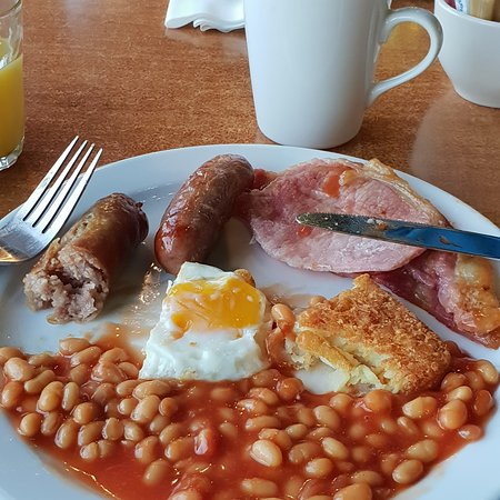 The Heights Hotel: Love food evey morning