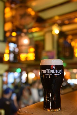 The Porterhouse Covent Garden: The perfect pint of Plain Porter